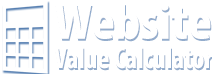 Website Worth Calculator & Checker | Website Traffic Checker tool! Logo